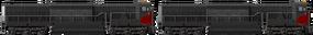 GE U50C Double