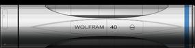 Spirit Wolfram