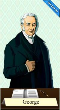 George Portrait Until 14-11-2013