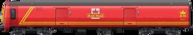 Old Rail Mail DTPMV