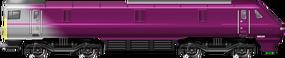 BR Class 91 Scotsman
