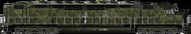 DDA40X Army Jack