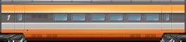 TGV Revamp 1st Class