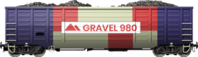 Checked Gravel