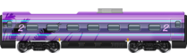 Lavender 2nd class