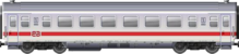 Old DB InterCity Class 1