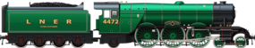 NG Flying Scotsman