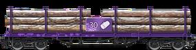 PurpleFrost Wood