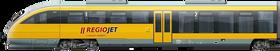 RegioJet Tail