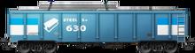 Kiruna Steel S+