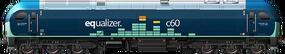 C60 Equalizer