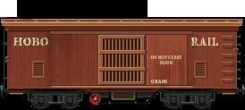 Hobo Wagon