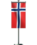 Norwegian Flag XL
