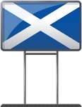 Sign - Scotland (Big)