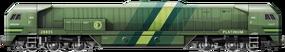 Tiger Patina