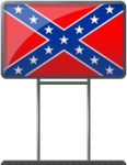 Confederate Sign (Big)