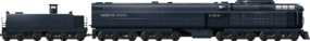 N&W 2300 Onyx