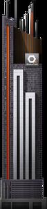 Quantus Skyscraper
