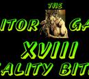 Traitor Game XVIII: Reality Bites!