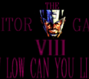 The Traitor Game VIII: How Low Can You Limbo?
