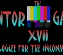Traitor Game XVII: We Apologize For the Inconvenience