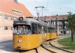 Gaesbeekstraat lijn12 GT6