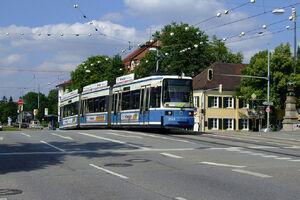 Schloß Nymphenburg lijn37 R22