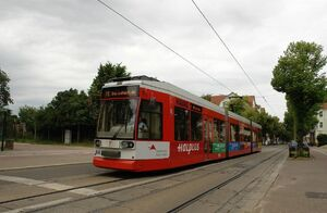 Kantstraße lijn11 MGT6D