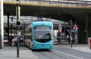 Berliner Platz lijn6 Variobahn