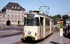 Friedrich-Ebert-Platz lijn3 T4