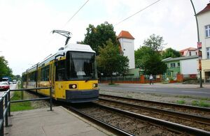Karlshorst lijn27 GT6N