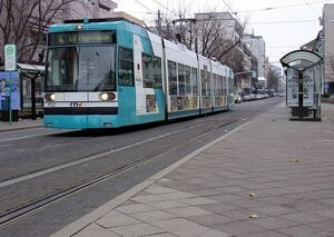 Pfalzbau lijn4 MGT