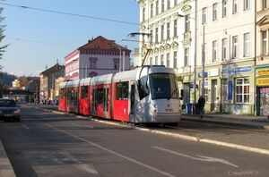 Plzeňka lijn14 14T