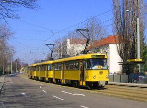 Professor-Ricker-Straße lijn41 T4D