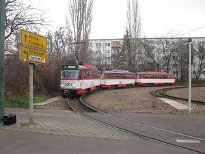 Trotha lijn3 T4D