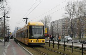 Reichenbachstraße lijn3 NGT8DD