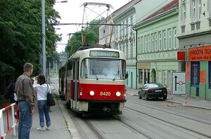 Zlichov lijn12 T3RP