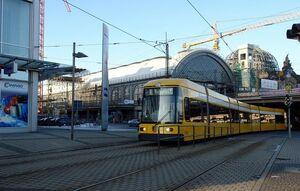 Dresden Hbf lijn3