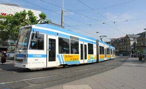 Bismarckplatz lijn22