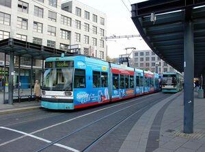 Mannheim Hbf lijn3