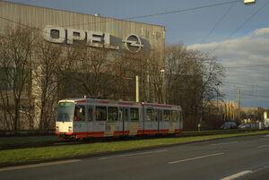 Opel Werk 1 lijn310 M