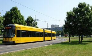 Prager Strasse lijn12