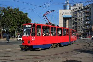 Glavna Zeleznička Stanica lijn9 KT4YU