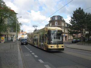 Hauptstraße lijn4 NGT6DD