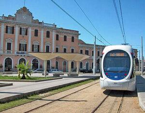 Piazza Stazione lijn1 Sirio