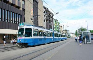 Sternen Oerlikon lijn11 Tram2000