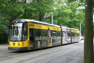 Trinitatisplatz lijn6 NGTD8DD