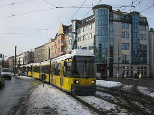 Antonplatz GT6N