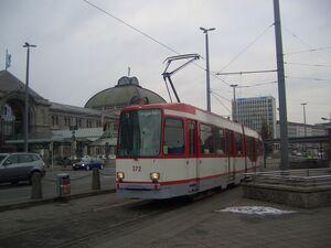 N8 lijn 5 Nürnberg