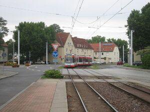 Sachsenplatz lijn5 MGTK2